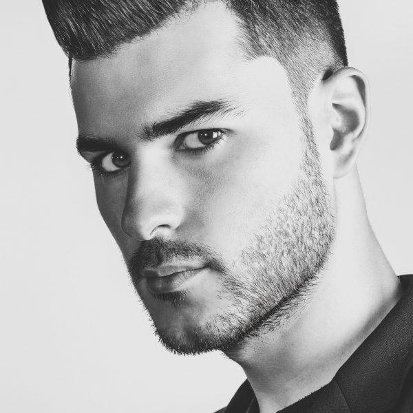 Man's Haircut